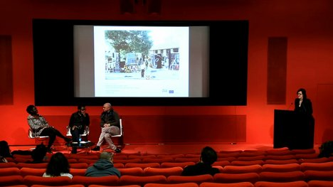 BMW Tate Live: Experience as Institution – Part 1: Artist collectives and cultural platforms in Africa video recording