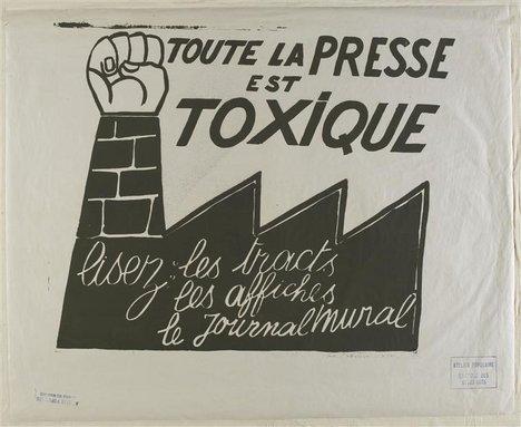 Toute la presse est toxique 1968