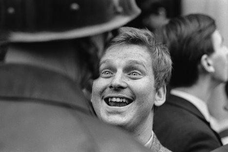 Daniel Cohn-Bendit 6 May 1968