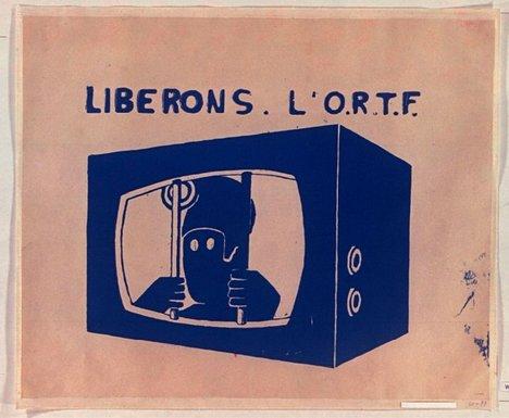 Libérons l'O.R.T.F 1968