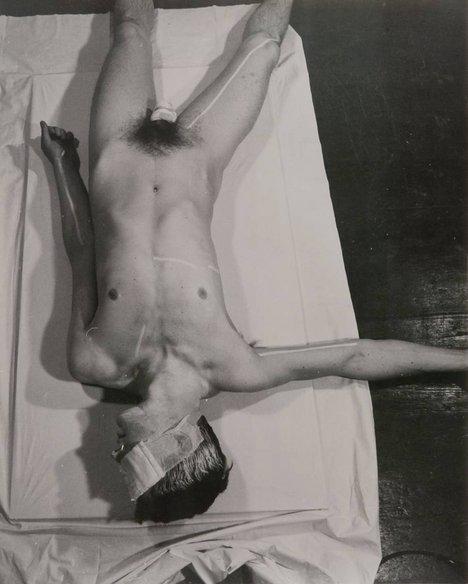 Rudolf Schwarzkogler 3rd Action 1965