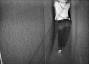 Bruce Nauman, Walk with Contrapposto 1968 (still)