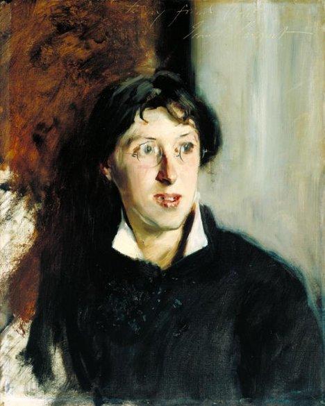 John Singer Sargent, Vernon Lee 1881