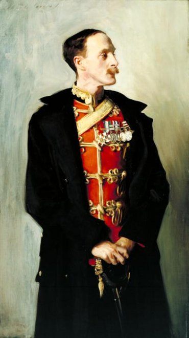 John Singer Sargent, Colonel Ian Hamilton, CB. DSO. 1898