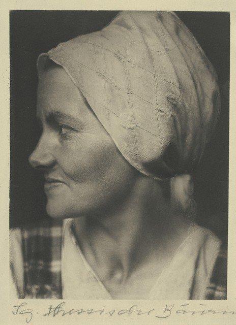 Erna Lendvai-Dircksen Young Hessian Farmer c.1930 TP19 LIMITED