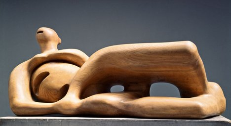 Henry Moore Reclining Figure, 1945 (autumn) – 1946 (October)