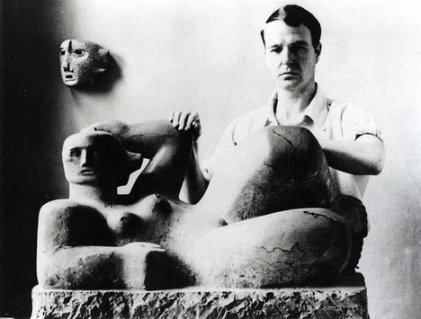 Henry Moore's sculpture: Who was Henry Moore? | Tate