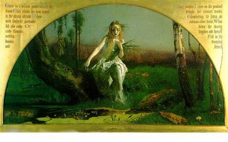 Arthur Hughes, Ophelia