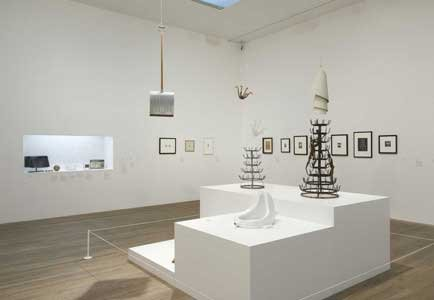 The exhibition Duchamp, Man Ray, Picabia, Tate Modern, 2008