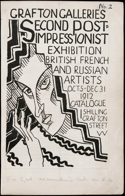 Second Post-Impressionist Exhibition, exhibition catalogue, Grafton Galleries, London, 1912