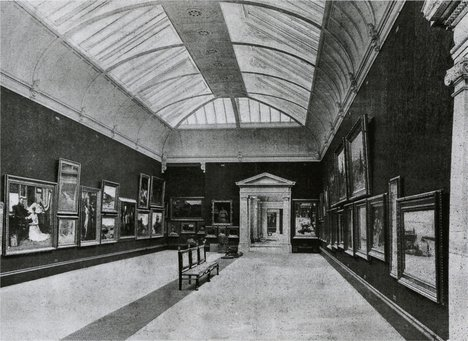 Tate Britain, Gallery 6, 1897