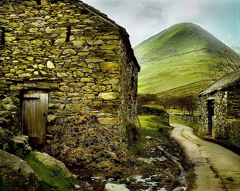 Jody Miller Ullswater Barn How We Are Now at Tate Britain 2007