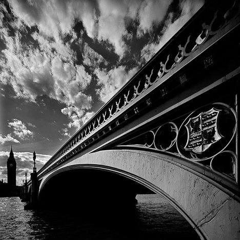 Sylvain Deleu Westminster Bridge How We Are Now at Tate Britain 2007