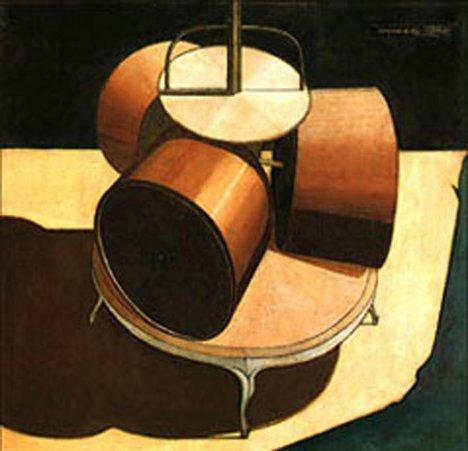 Marcel Duchamp Chocolate Grinder No.1 1913
