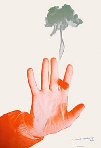 Marcel Duchamp Exhibition Poster for Editions de et Sur Marcel Duchamp 1967