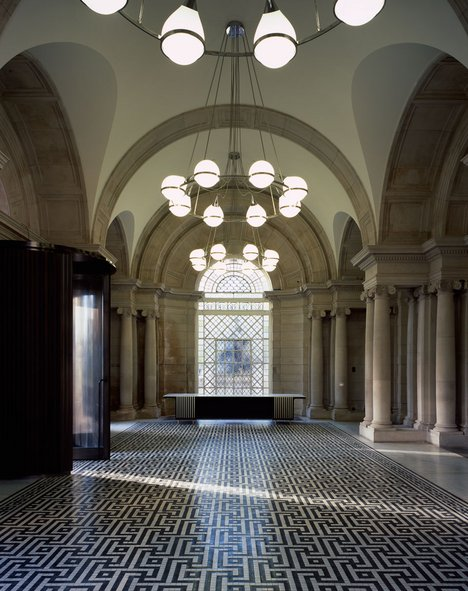 The Millbank Foyer at Tate Britain 2013