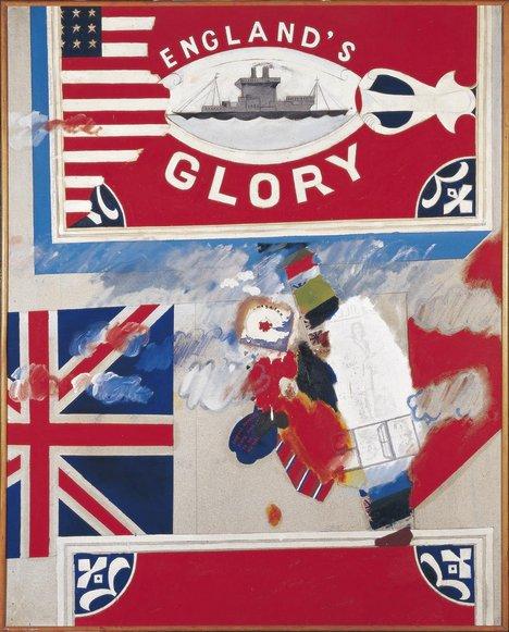 Derek Boshier England's Glory 1961–2