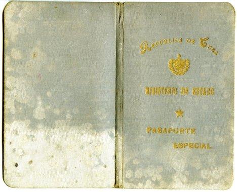 Wifredo Lam Passport 1952 1