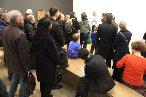 Paul Klee Community Private View 2013