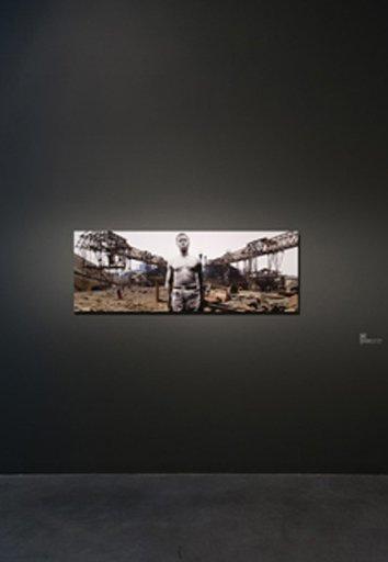 Sammy Baloji Untitled 17 from Mémoire 2006