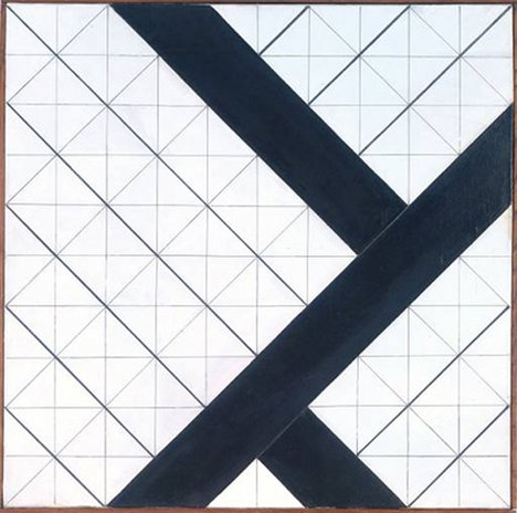Counter-Composition Theo van Doesburg