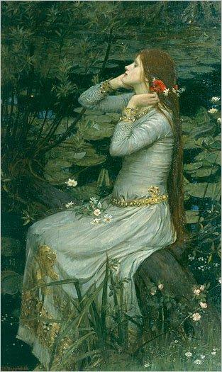 John William Waterhouse, Ophelia