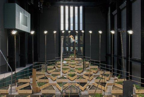 Turbine hall at tate modern tate for Tate gallery di londra