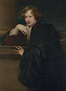 Anthony van Dyck Self-Portrait circa 1620
