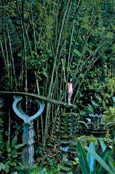 Film still from Melanie Smith's Xilitla 2010