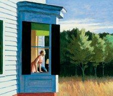 Edward Hopper Cape Cod Morning 1950 Oil on canvas