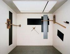 El Lissitzky Prounenraum 1923, reconstruction 1971