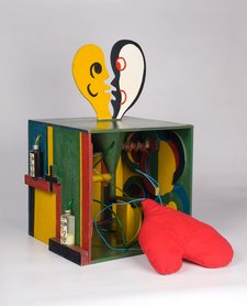 Teresinha Soares A Box to Make Love In 1967