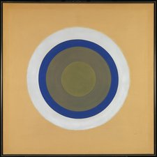Kenneth Noland, Gift 1961–2