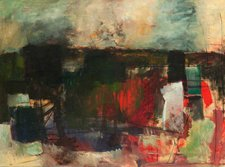 William Johnstone, Composition 1959