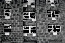 Gordon Matta-Clark Window Blowout 1976