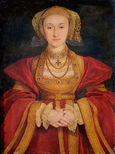 Hans Holbein Portrait of Anne of Cleves c.1539