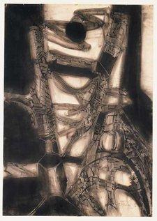 Lee Bontecou Untitled 1958
