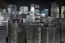 Kader Attia Untitled (Skyline) 2007