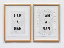 Glenn Ligon Condition Report 2000