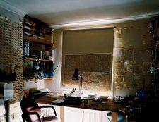 Nigel Shafran Will Selfs's office 2006