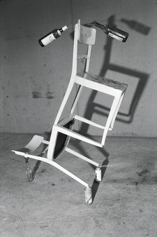 Peter Fischli and David Weiss Equilibres The Fart 1984