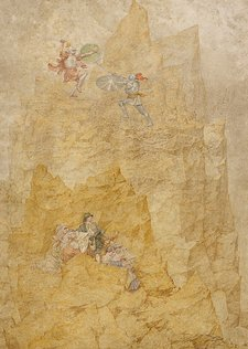 Richard Dadd The Crooked Path 1866