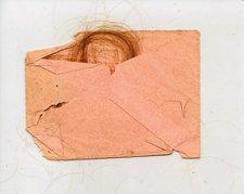 A lock of John Bantings hair