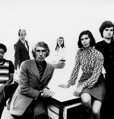 The members of the Total Design group 1982