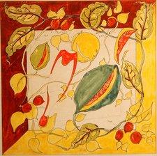 Patrick Heron Drawing for Melon 1934
