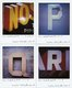 Peter Blake An alphabet NOPQR from previous Tate Magazine article issue 8 October 2002