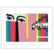 Matisse design cover for exhibition catalogue (mini print) tate online shop
