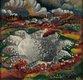 Otto Dix, A Bomb Crater, 1916