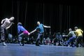 William Forsythe, Nowhere and Everywhere at the Same Time 2009