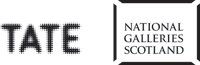 Tate and National Galleries Scotland logos